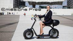 eGroov: lo scooter green per ogni tipo di terreno - Immagine: 1
