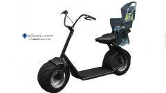 eGroov: lo scooter green per ogni tipo di terreno - Immagine: 6