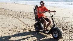 eGroov: lo scooter green per ogni tipo di terreno - Immagine: 13