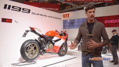 Eicma 2013, lo stand Ducati - Immagine: 1