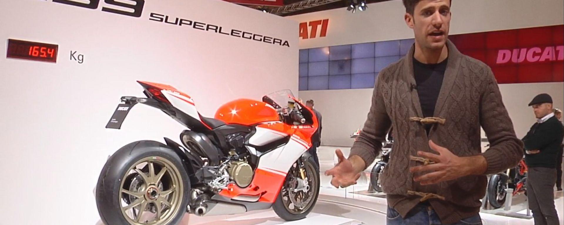 Eicma 2013, lo stand Ducati