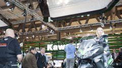 Eicma 2013, lo stand Kawasaki - Immagine: 11