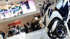 Eicma 2013, lo stand Yamaha - Immagine: 1