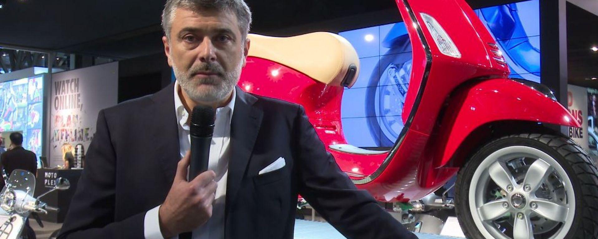 Eicma 2014, gli stand Piaggio e Vespa