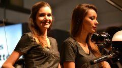 Eicma 2014, le ragazze degli stand  - Immagine: 83