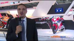 Eicma 2014, lo stand Honda - Immagine: 4