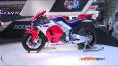 Eicma 2014, lo stand Honda - Immagine: 1