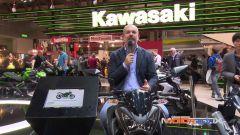 Eicma 2014, lo stand Kawasaki - Immagine: 1