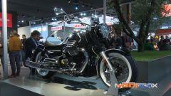 Eicma 2014, lo stand Moto Guzzi - Immagine: 9
