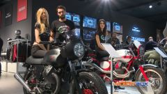 Eicma 2014, lo stand Moto Guzzi - Immagine: 5