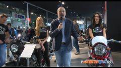 Eicma 2014, lo stand Moto Guzzi - Immagine: 4