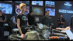 Eicma 2014, lo stand Moto Guzzi - Immagine: 11