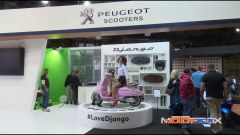 Eicma 2014, lo stand Peugeot Scooters - Immagine: 3