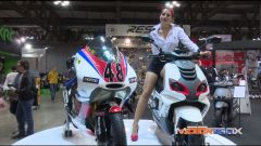 Eicma 2014, lo stand Peugeot Scooters - Immagine: 4