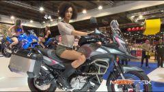 Eicma 2014, lo stand Suzuki - Immagine: 1