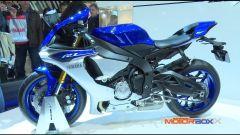 Eicma 2014, lo stand Yamaha - Immagine: 3
