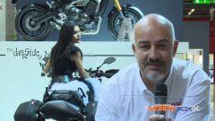Eicma 2014, lo stand Yamaha - Immagine: 1