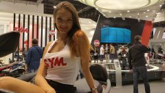 Eicma 2015: il Maxsym 500 e la café racer di Sym - Immagine: 1