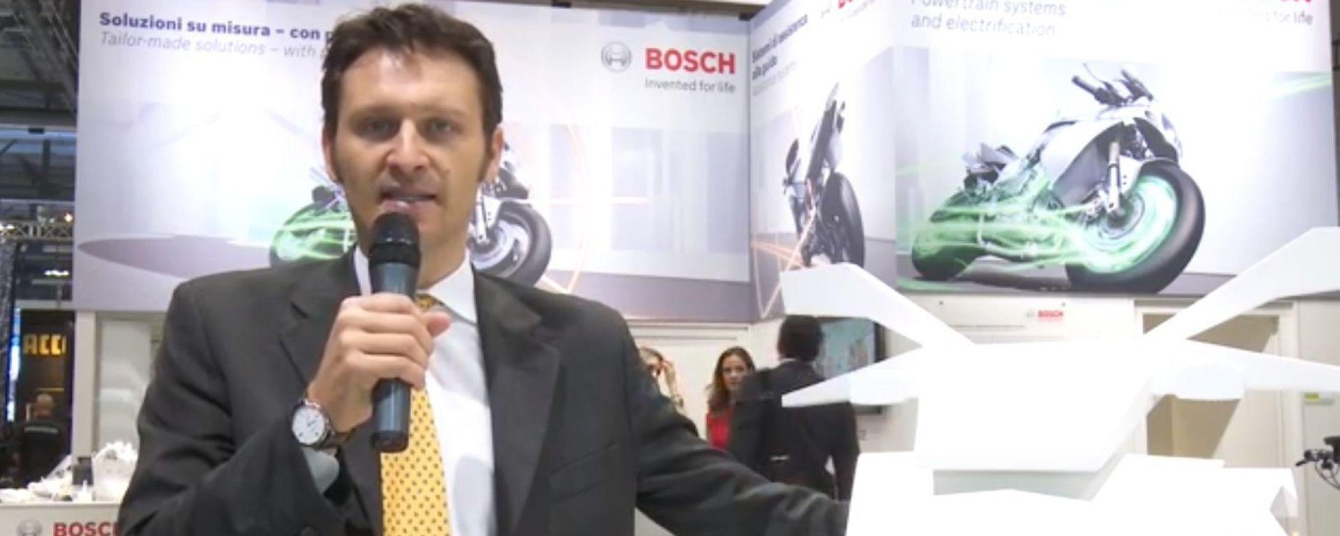 Eicma 2015 - notizie dalle Case: Bosch