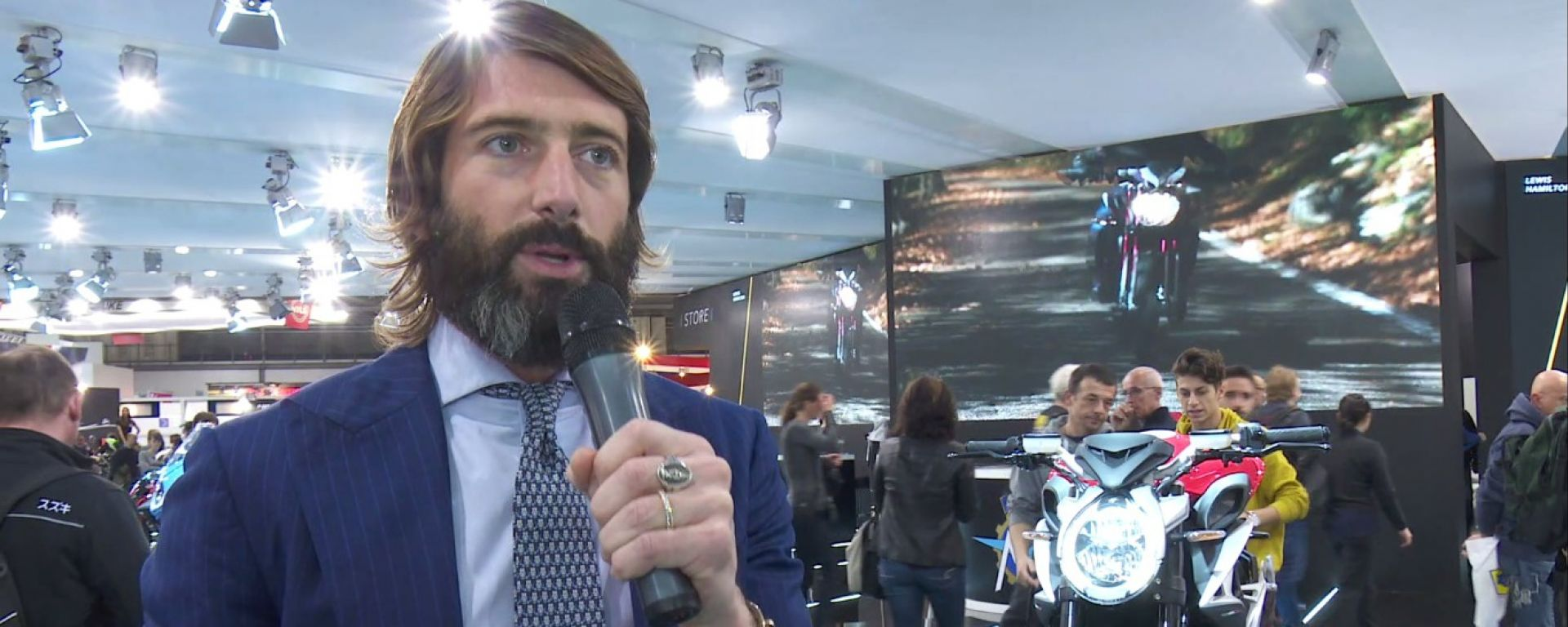Eicma 2015 - notizie dalle Case: MV Agusta