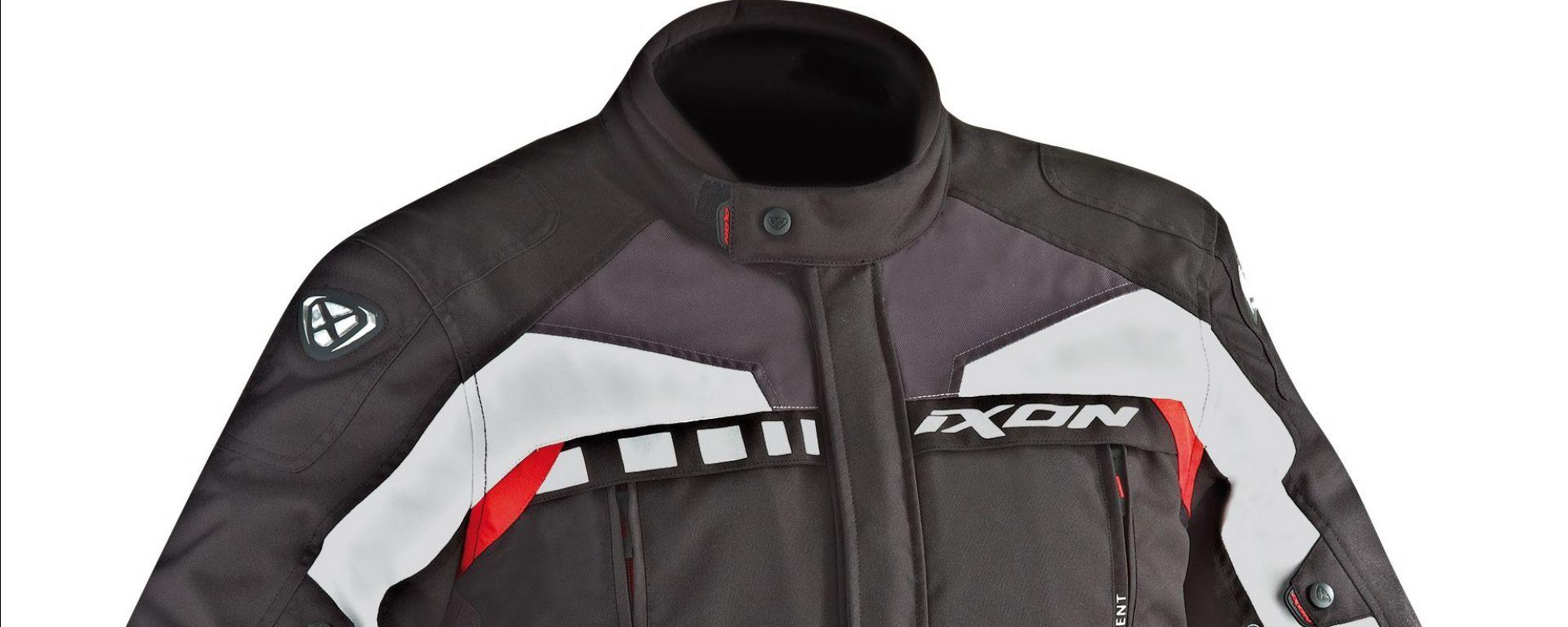 Eicma 2016: giacca lunga 2 in 1 Ixon Corsica