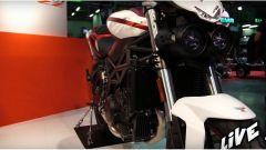 Live Eicma 2016: Moto Morini Corsaro 1200 ZZ in video - Immagine: 1