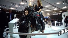 Live Eicma 2016: Yamaha XSR 900 Abarth in video  - Immagine: 1
