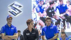 Suzuki: intervista esclusiva ad andrea iannone, alex rins e toni elias