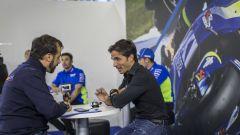 Suzuki: a tu per tu con Andrea Iannone, Alex Rins e Toni Elias! - Immagine: 3