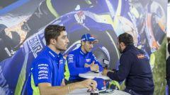 Suzuki: a tu per tu con Andrea Iannone, Alex Rins e Toni Elias! - Immagine: 4