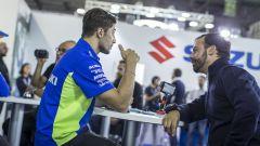 Suzuki: a tu per tu con Andrea Iannone, Alex Rins e Toni Elias! - Immagine: 7