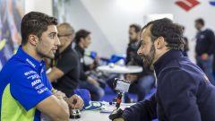 Suzuki: a tu per tu con Andrea Iannone, Alex Rins e Toni Elias! - Immagine: 8