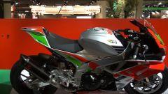 Eicma 2017: Aprilia presenta il nuovo Racing kit per la RSV4 Factory Works