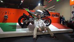 Eicma 2017: Aprilia presenta il nuovo Racing kit per la RSV4 Factory Works [VIDEO] - Immagine: 1