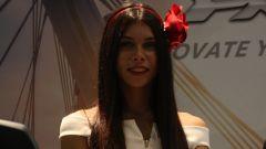 Eicma 2017: le foto delle ragazze più belle - Immagine: 2