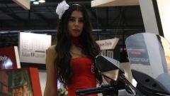Eicma 2017: le foto delle ragazze più belle - Immagine: 3