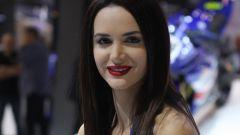Eicma 2017: le foto delle ragazze più belle - Immagine: 44
