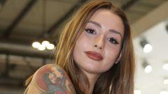 Eicma 2017: le foto delle ragazze più belle - Immagine: 122