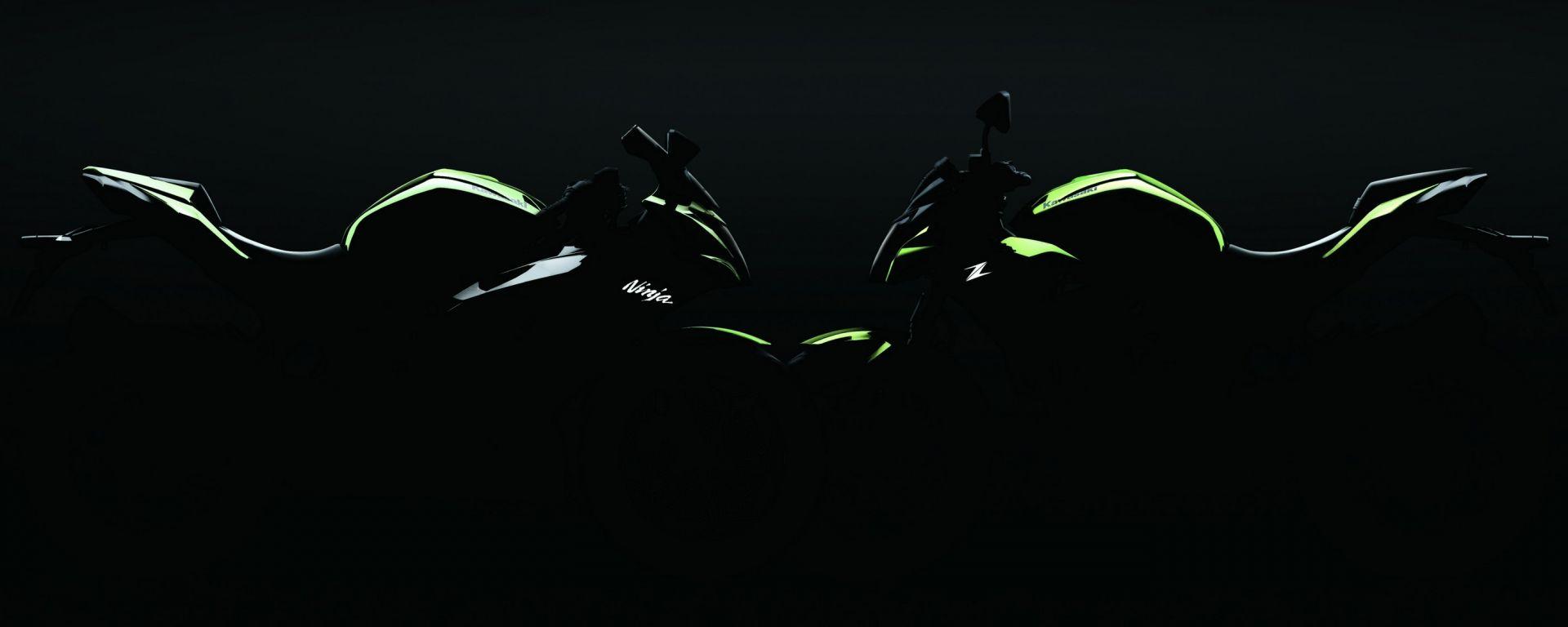 EICMA 2017: ecco Kawasaki Ninja 125 e Z125