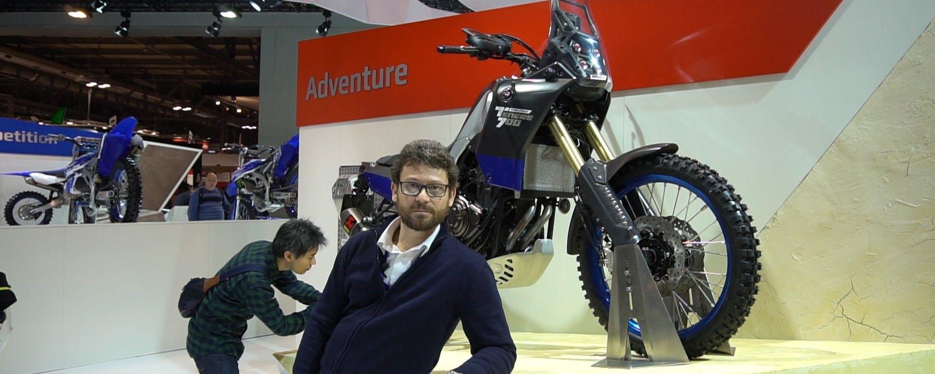 Yamaha Ténéré 700 World Raid: praticamente di serie [VIDEO]