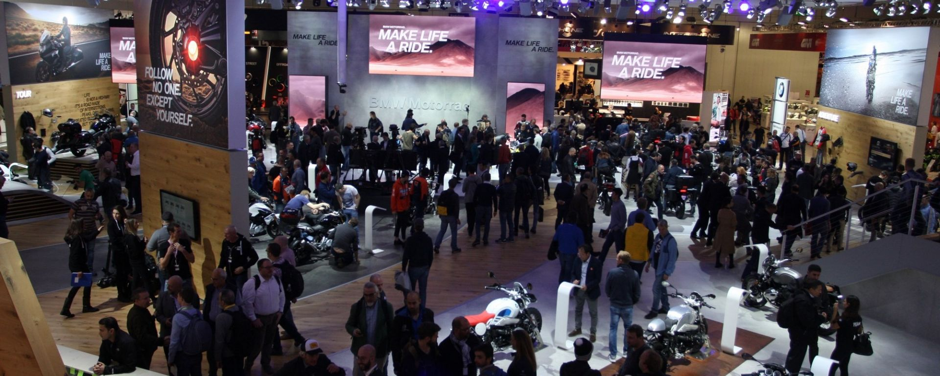 Eicma 2017: tutte le Case moto e i loro stand