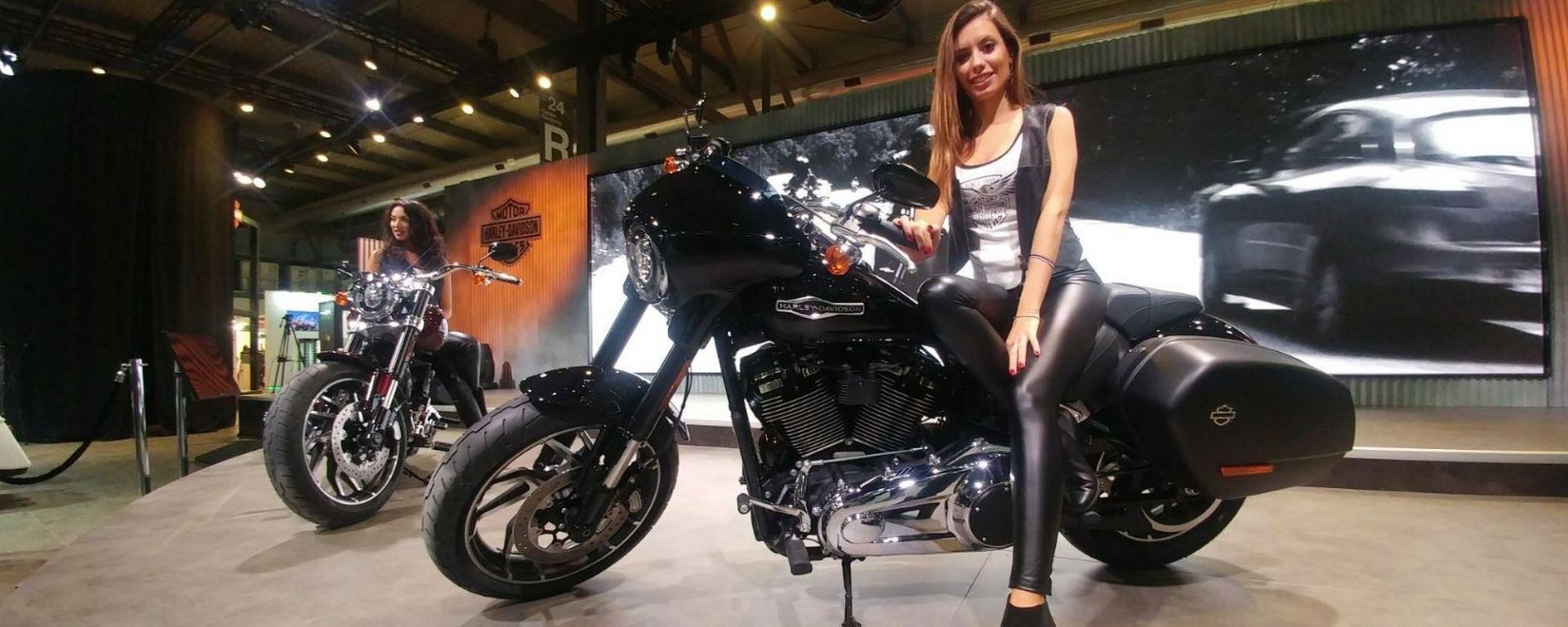 EICMA 2017: le novità allo stand Harley Davidson - MotorBox