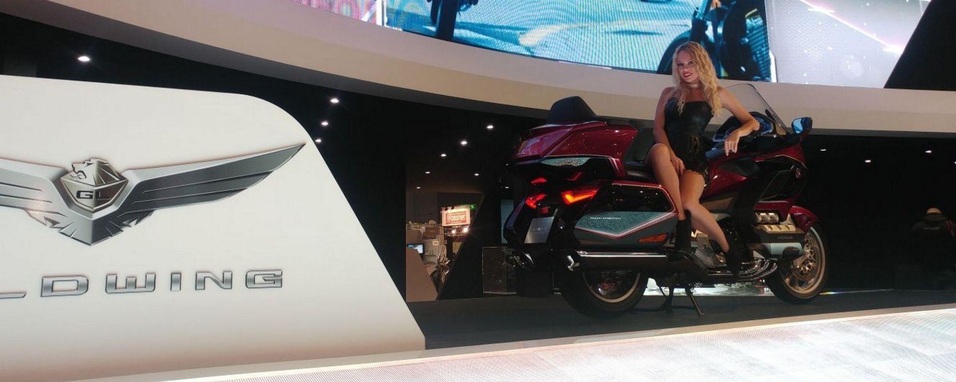EICMA 2017: le novità allo stand Honda - MotorBox