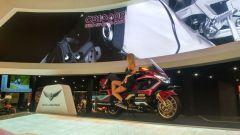 EICMA 2017: le novità allo stand Honda - Immagine: 4