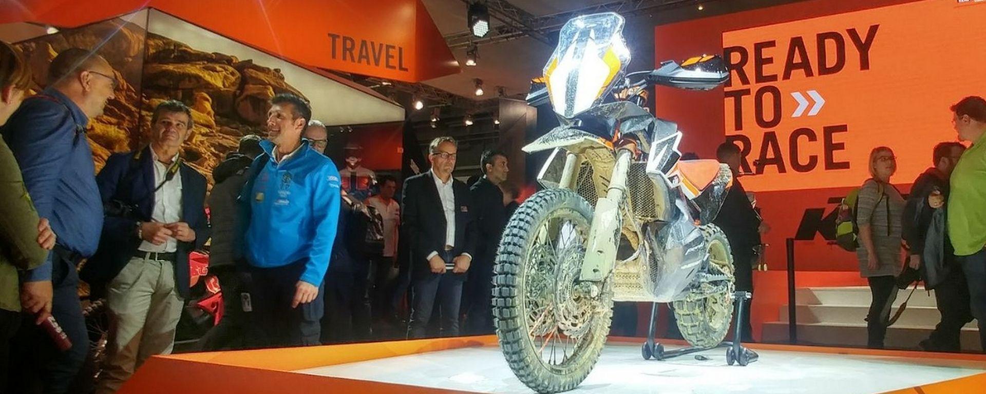 EICMA 2017: le novità allo stand KTM