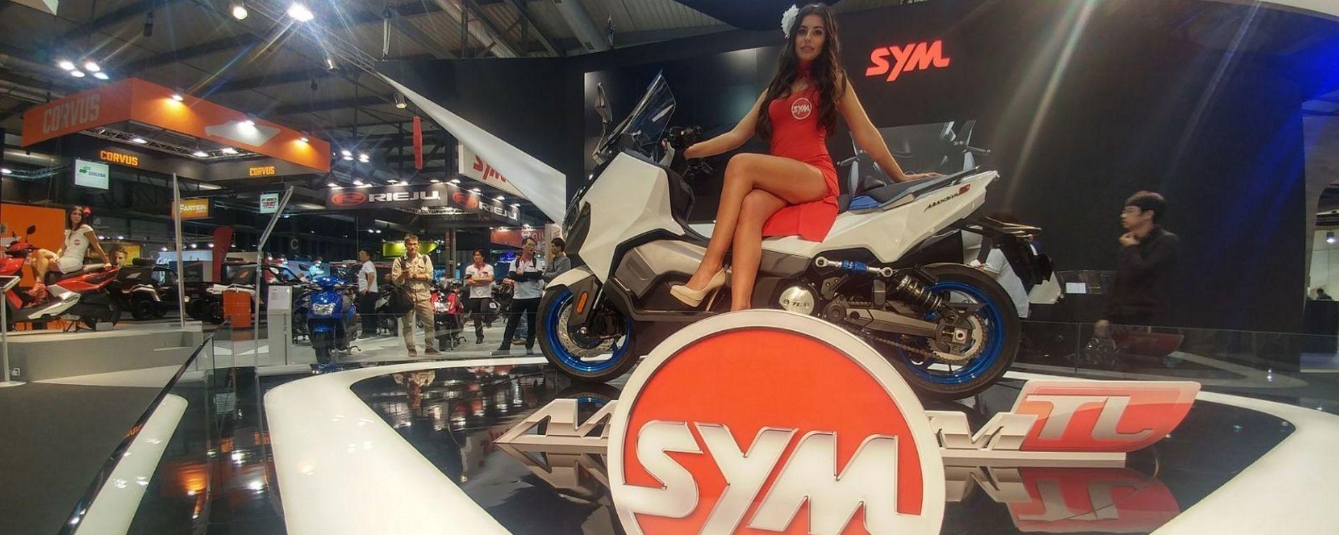 EICMA 2017: le novità allo stand SYM