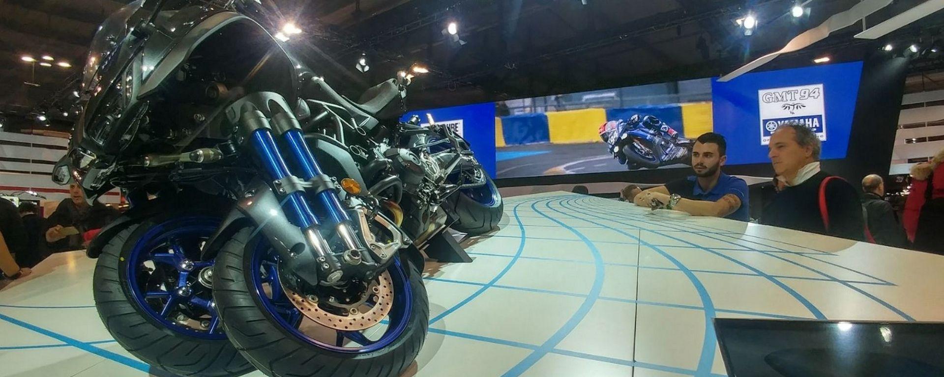 EICMA 2017: le novità allo stand Yamaha