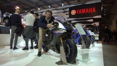 Eicma 2017: nuova elettronica per la Yamaha YZF-R1M MY 2018 [VIDEO] - Immagine: 1