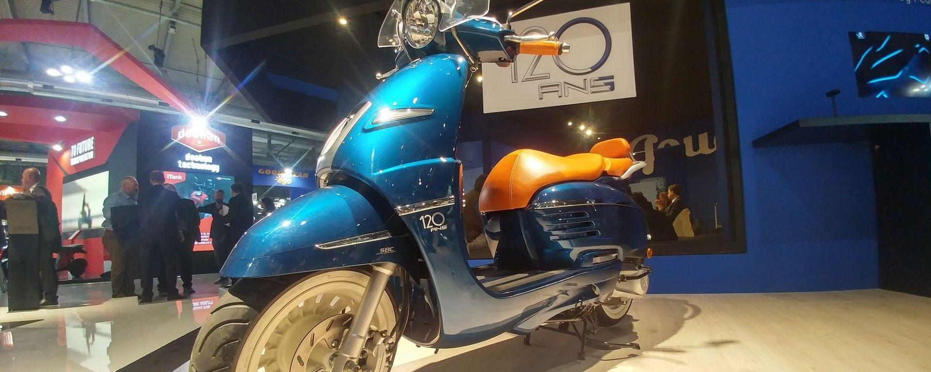 Peugeot Django by Schedoni: per i 120 anni dalla prima moto