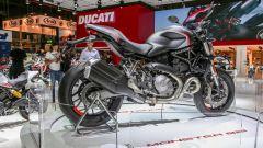 Ducati Monster 821 Stealth, a Eicma 2018 una livrea speciale [VIDEO] - Immagine: 3
